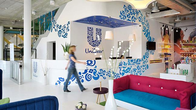 Unilever smart supply chain