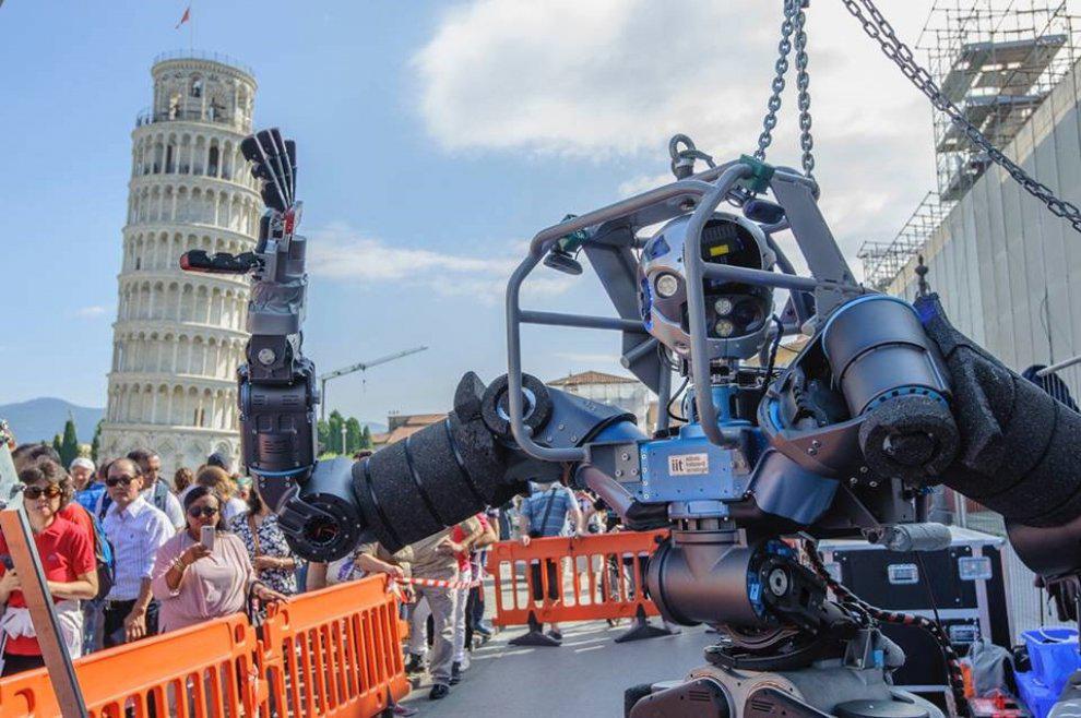 Pisa festival robotica