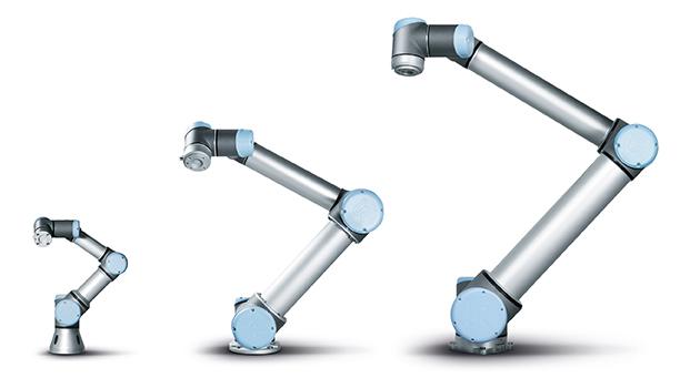 robot collaborativi Universal Robots