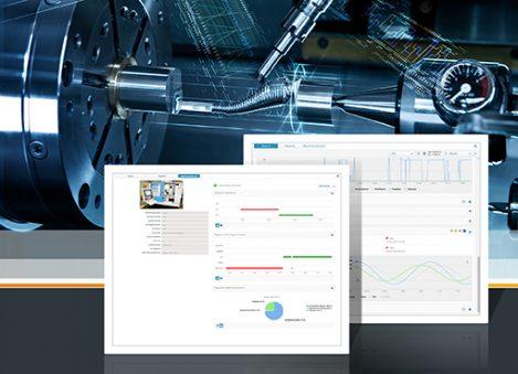 macchine utensili app cloud Siemens