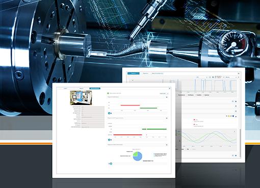 Neue App für MindSphere erhöht Verfügbarkeit von Werkzeugmaschinen / New app for MindSphere enhances availability of machine tools