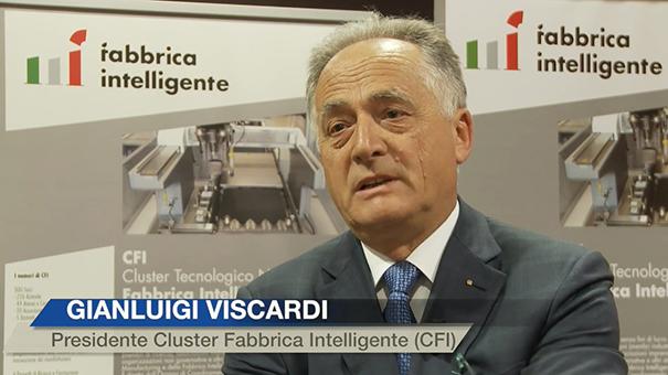Viscardi presidente Fabbrica Intelligente