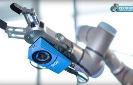 ispezione Sick Universal Robots
