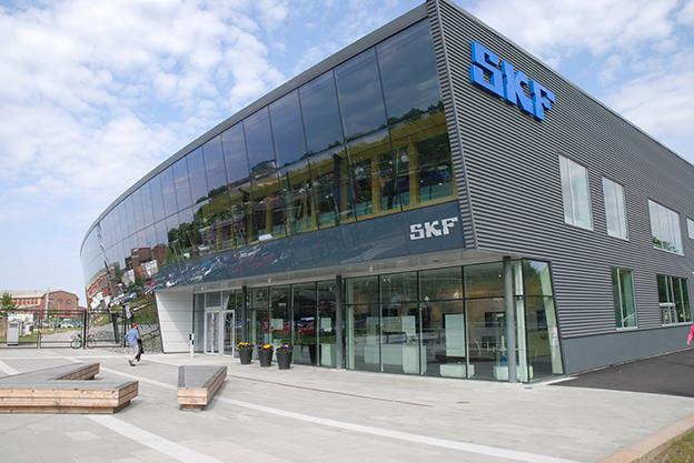 SKF produzione digitalizzata Göteborg