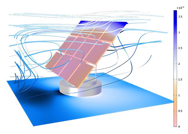 Comsol webinar gratuito simulazione CFD