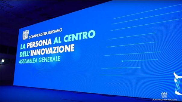 persona al centro formazione Confindustria Bergamo