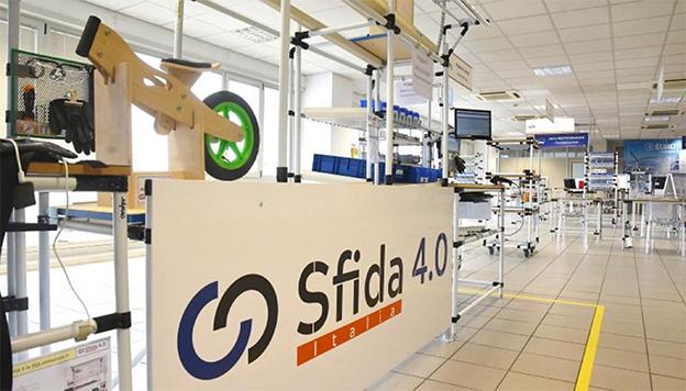Sfida Italia 4.0 fabbrica digitale Brescia