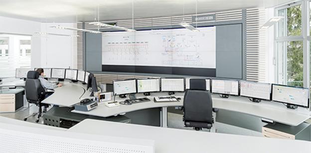 ABB digitalizzazione rete elettrica Polonia PSE