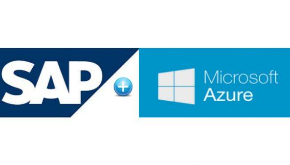 cloud partnership SAP Microsoft