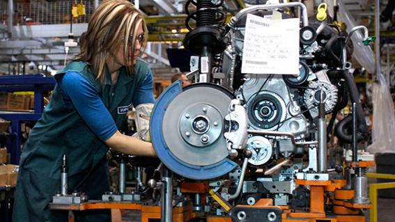 industria italiana crescita ricavi 2017