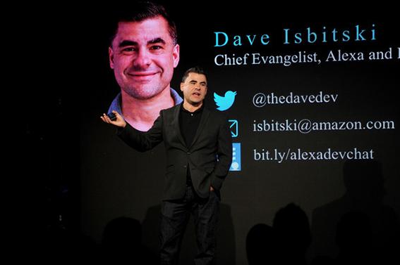 assistenti virtuali Alexa Dave Isbitski