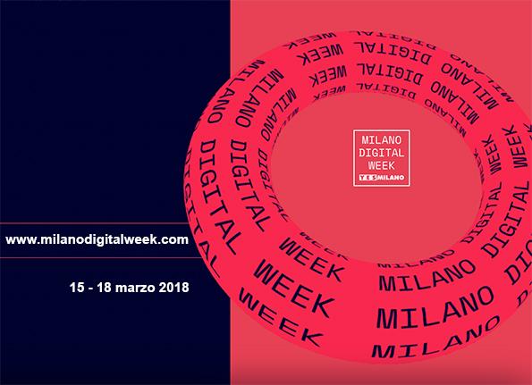 eventi digitali Milano Digital Week