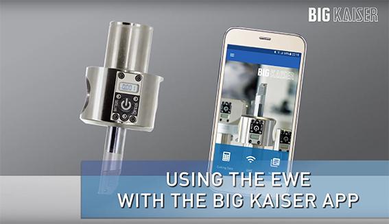 sgrossatura BIG Kaiser app EWE