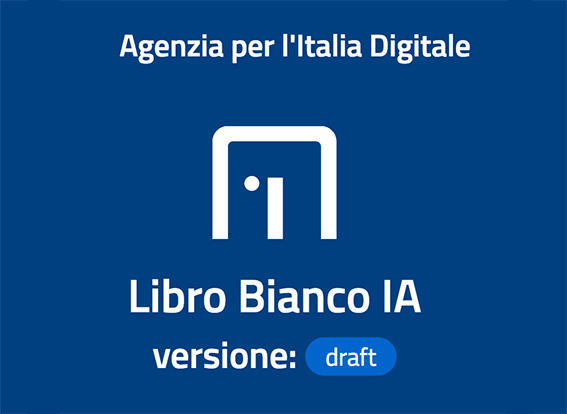 Intelligenza artificiale Libro bianco AgID