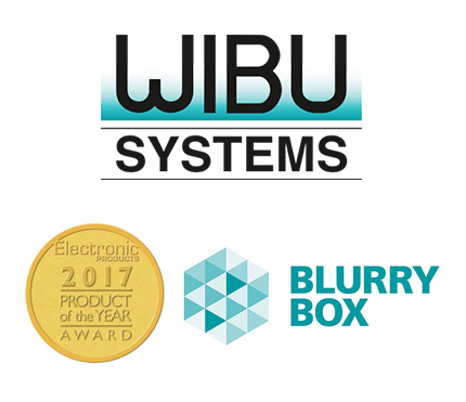 Wibu-Systems Blurry Box Electronic Products