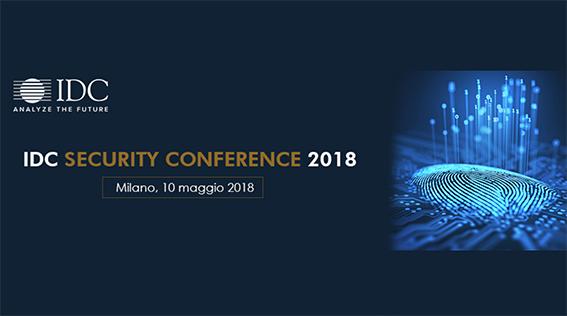 IDC spesa Sicurezza IT GDPR