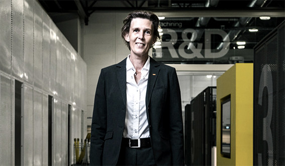futuro digitale Sandvik Nadine Crauwels