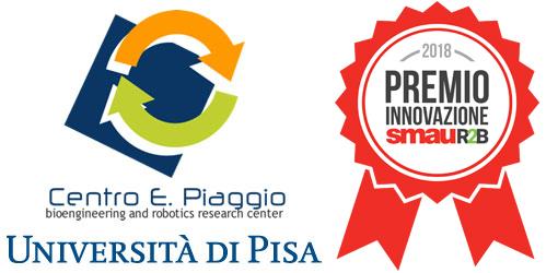Centro Piaggio premio innovazione SMAU