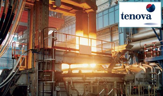 industria metallurgica robot Tenova Polytec Robotics