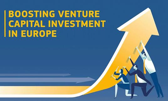 Venture capital fondi Commissione Europea startup scaleup