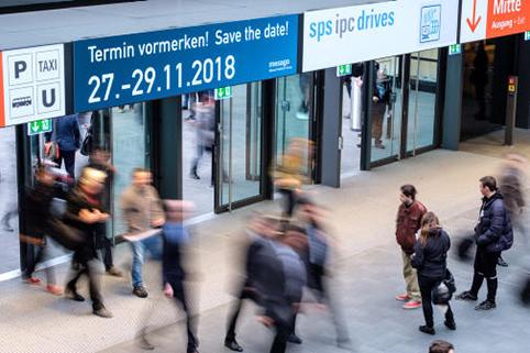 automazione anterprima SPS IPC Formnext 2018