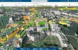smart city Rennes Metropole Dassault Systemes
