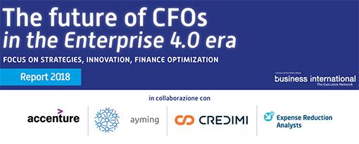 CFO era 4.0 report 2018 Business International