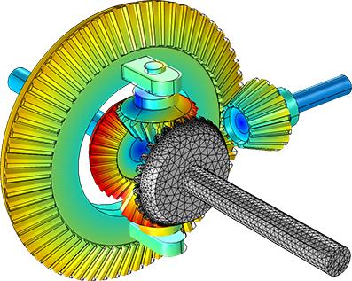 meccanica strutturale webinar simulazione Comsol