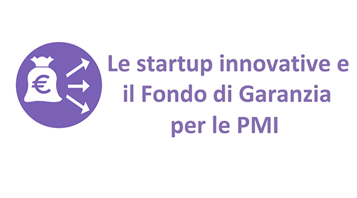 startup Fondo di Garanzia PMI Mise