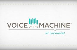 Parker Hannifin IoT Voice of the machine