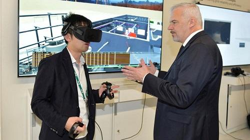 VR progettazione reti elettriche ABB