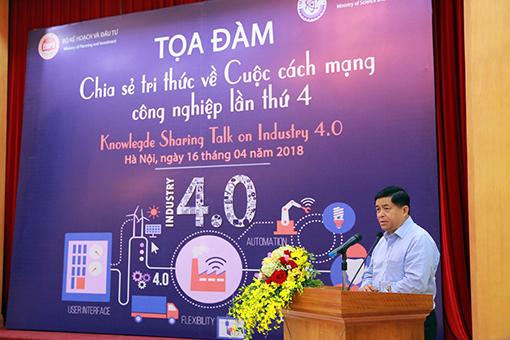 Vietnam strategia Industria 4.0 Nguyen Chi Dung