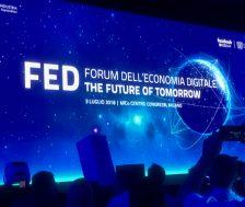 mercato digitale Italia FED