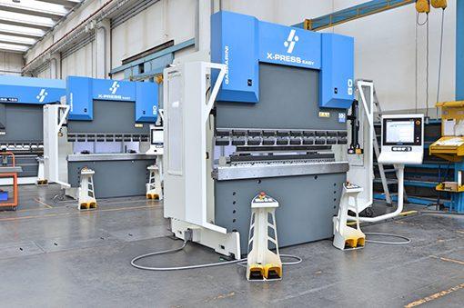 presse piegatrici 4.0 Gasparini Evoca Group