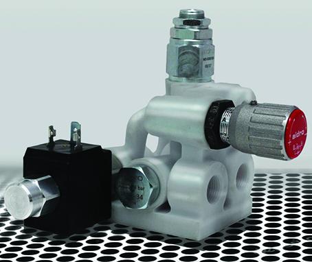 hydraulics additive manufacturing 3D printing Aidro