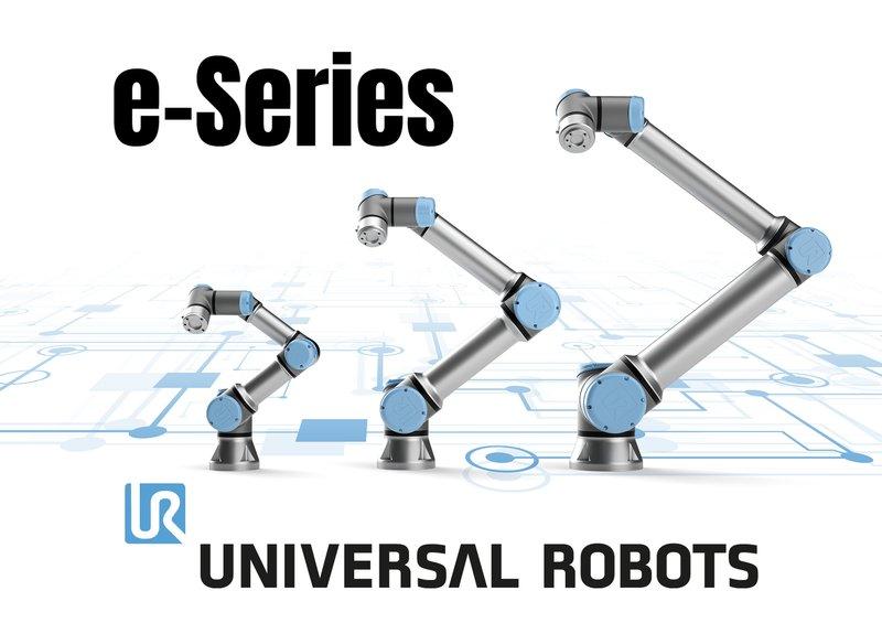 Universal Robots e-Series BIMU