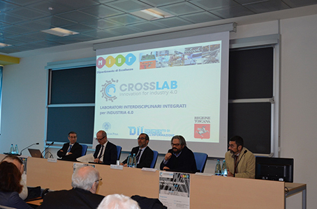 CrossLab DII Università di Pisa