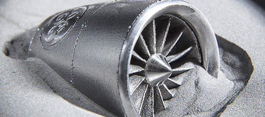 additive manufacturing metal powders Italy