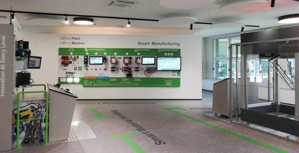 packaging valley Innovation hub Schneider Electric