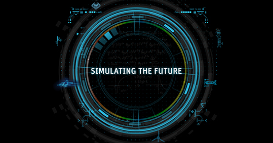 simulazione Ansys startup program