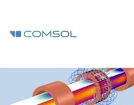 simulazione multifisica scambio termico Comsol webinar