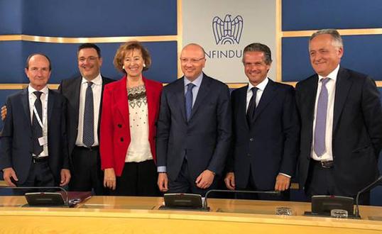 filiere 4.0 accordo UBI Banca Confindustria