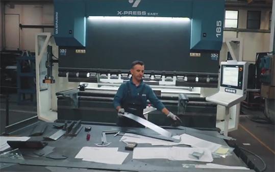 Gasparini presse piegatrici
