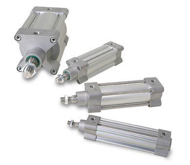 cilindri pneumatici ISO 15552 Parker Hannifin
