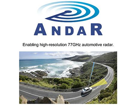 simulazione Andar Technologies radar imaging 3D