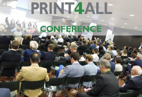 printing Print4All Conference 2019