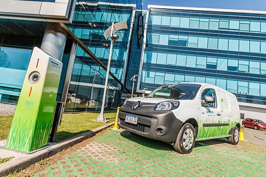 Siemens E-Car OC piattaforma ricarica veicoli elettrici
