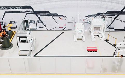 alluminio additivo EOS progetto NextGenAM