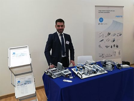 IO-Link workshop Festo