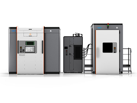 GF Machining additivo 3D Systems